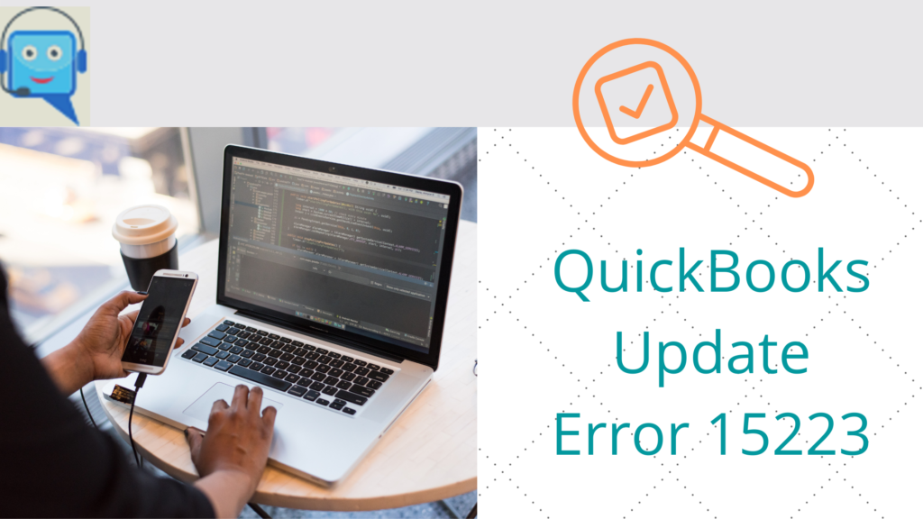 QuickBooks Update Error 15223